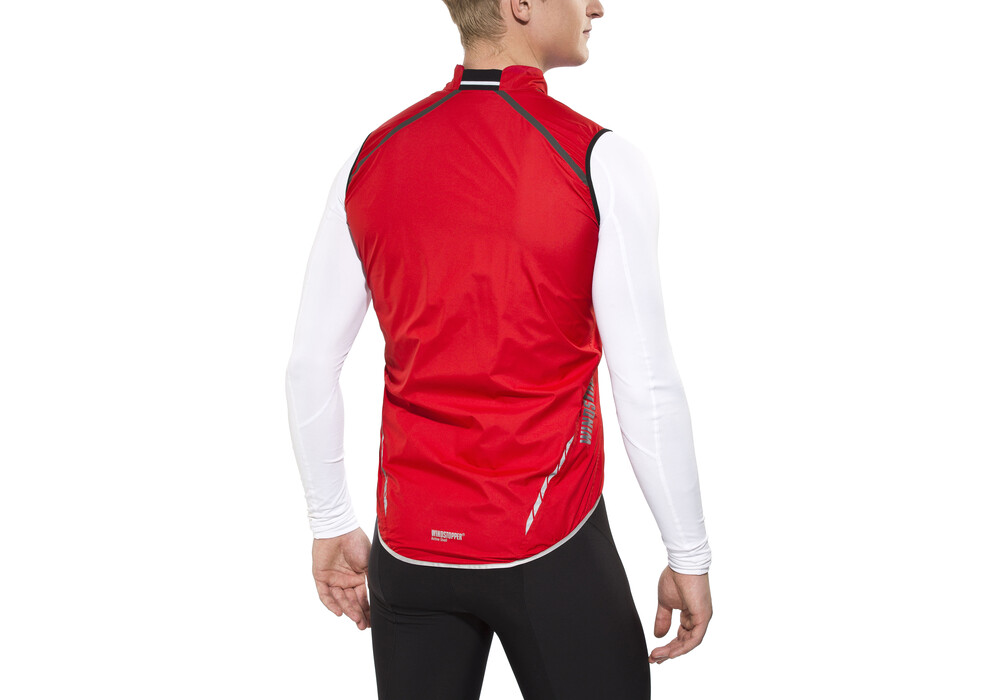 Gore Bike Wear Oxygen Cycling Vest Red Great Offers At